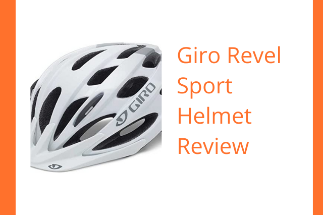 giro revel sports bike helmet