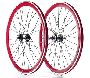 State Bicycle Fixed Gear Wheelset