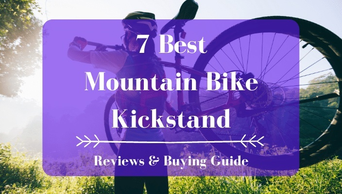 Best Mountain Bike Kickstand