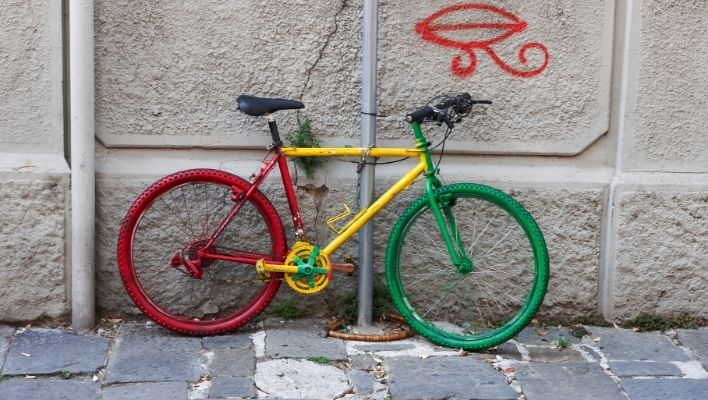 How to Paint a Bike without Spray Paint